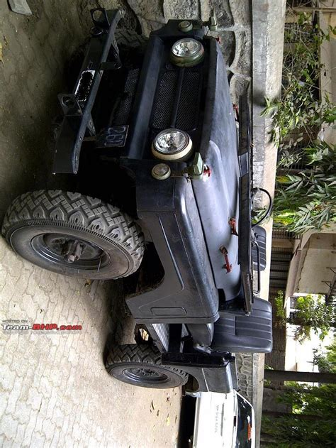 jonga jeep nissan jonga advice needed team bhp