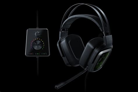 Headset Gaming Razer Tiamat 7 1 razer announces the tiamat 7 1 v2 flagship surround sound