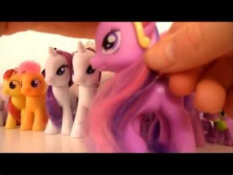 hair styles in two ponies my little pony hair styles youtube