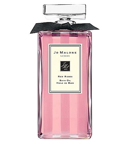 Shop For The Cure Jo Malone Roses Bath 3 by Jo Malone Roses Bath 200ml Selfridges