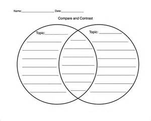 diagram templates free 10 free venn diagram templates free sle exle