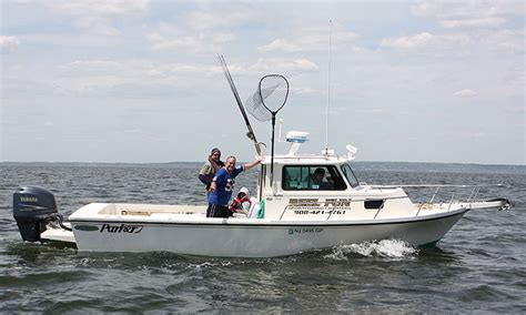 boat rentals north nj inshore charter boat reel fun fishing charters in