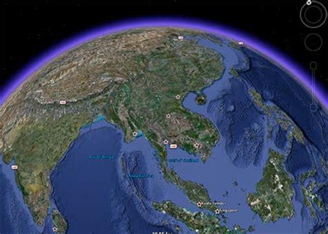 imagenes interesantes de google earth los 5 descubrimientos mas interesantes de google earth