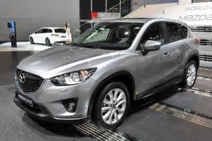 2013 mazda cx 5 looks better without the camouflage autoblog