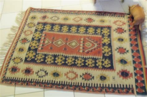 mexican woven rugs antique american or mexican geometrical woven rug textile collectors weekly