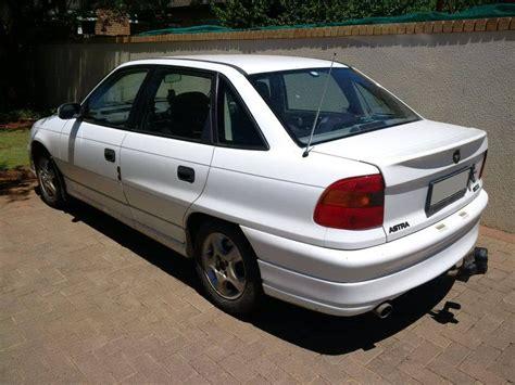1996 Opel Astra 160ie Manual Car Zone Bloemfontein