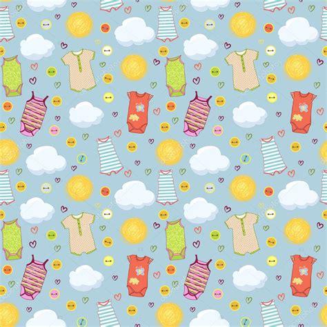 infant pattern video baby pattern background stock vector 169 yaskii 22279023