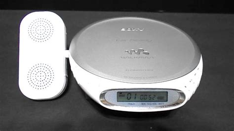 porta cd auto sony walkman car ready portable personal compact cd player