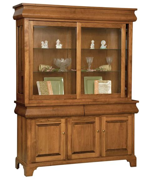china cabinets and hutches richwood hutch amish direct furniture
