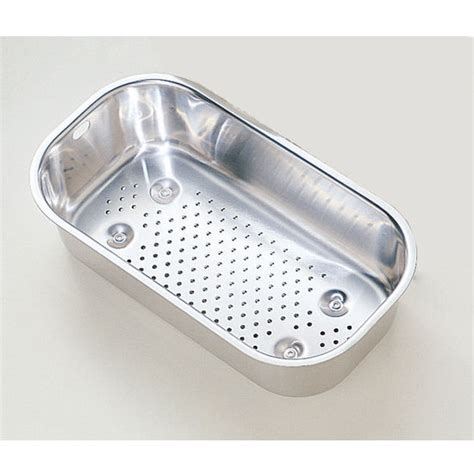 kitchen sink colander kitchen sink accessories artisan polished stainless