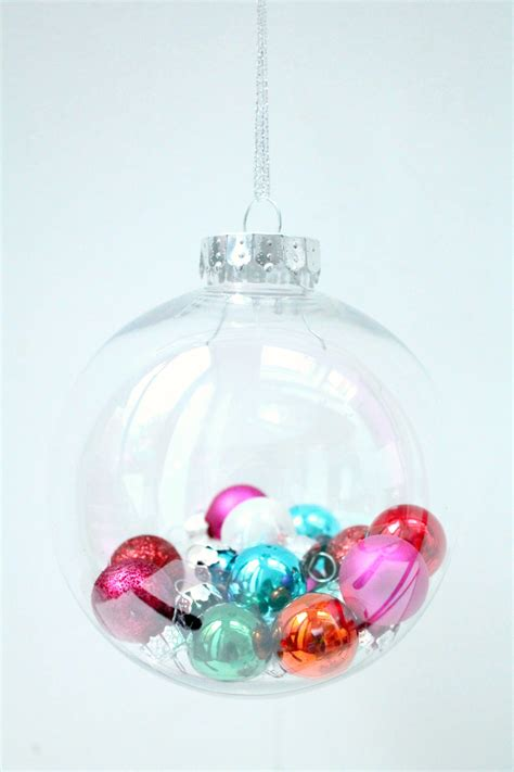 diy decorations baubles littlebigbell baubles diy with the family