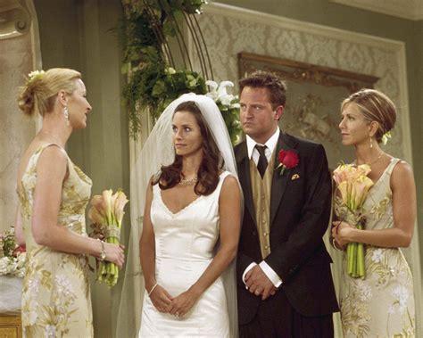 Wedding Friends by Friends Costume Designer Talks Weddings 5 Secrets We Learned