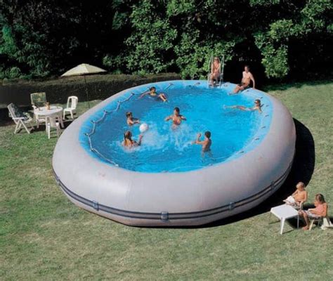 backyard pools above ground backyard above ground pool deck ideas trend home design and decor
