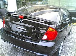 Hyundai Avega 2008 automotive magazine hyundai avega new car series pictures