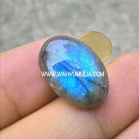 Batu Akik Labrador Labradorite 10 batu labradorite laborador biru kode 240 wahyu mulia