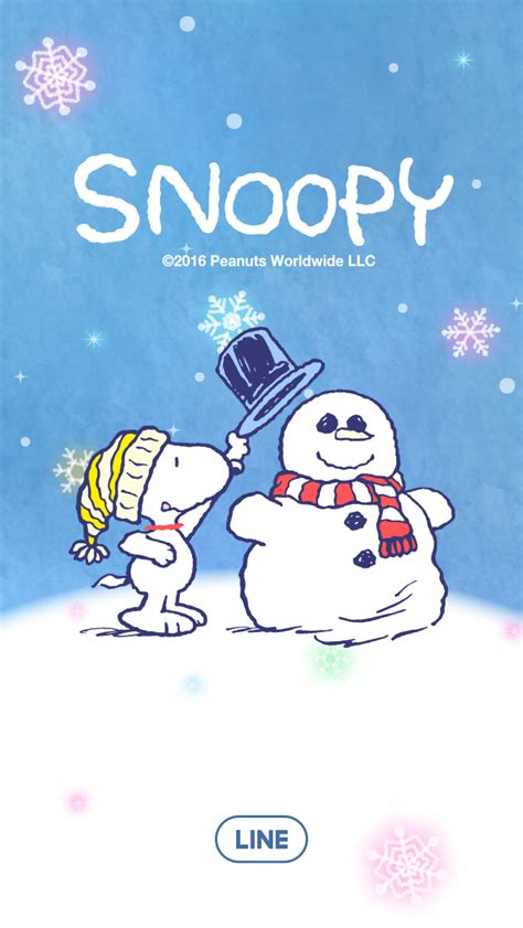 theme line snoopy free cm hacked update line theme shop snoopy snow crystal