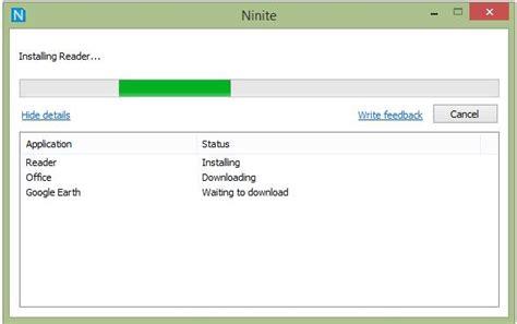 Mit Freundlichen Grüßen Nicht Mehr Aktuell Windows Programme Mit Ninite Aktuell Halten Borns It Und Windows