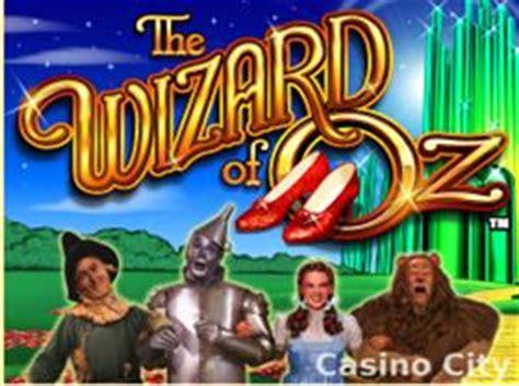 wizard  oz  casino slot game  skillonnet  williams interactive