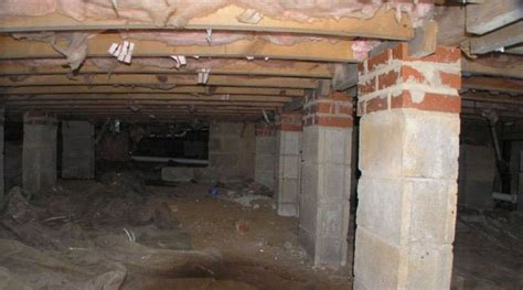 Comment Supprimer L Humidité Dans Une Maison by Best Practices For Insulating Crawlspaces Green Home