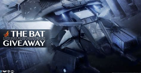 Dc Comics Giveaway - the bat dc comics batman giveaway sideshow collectibles