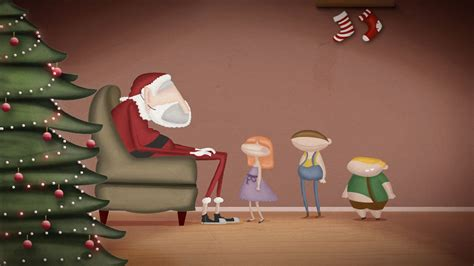 christmas animation greeting cards   short films