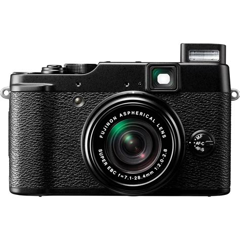 Kamera Fujifilm Vintage fujifilm x10 digital black 16190089 b h photo