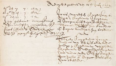 Netherlands Marriage Records Palaeography Translating 1612 Marriage Record Genealogy Family History