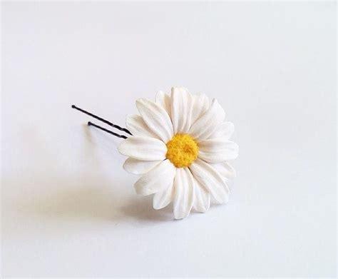 Wedding Hair Accessories Daisies daisies white flower wedding hair accessories bohemian