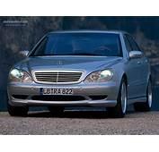 MERCEDES BENZ S 55 AMG W220  1999 2000 2001 2002