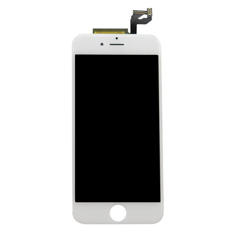 iphone 6s white premium display assembly lcd and touch screen fixez