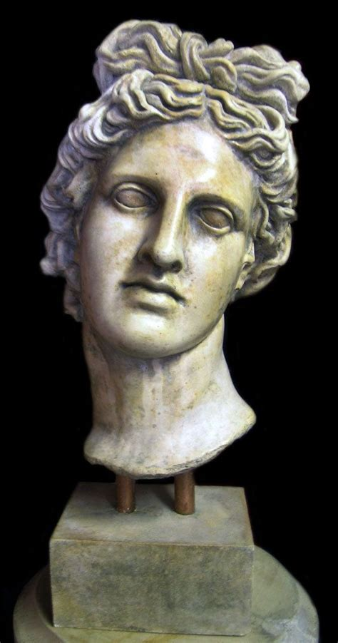 greek sculpture ancient greece the greek god apollo god of the sun greek mythology