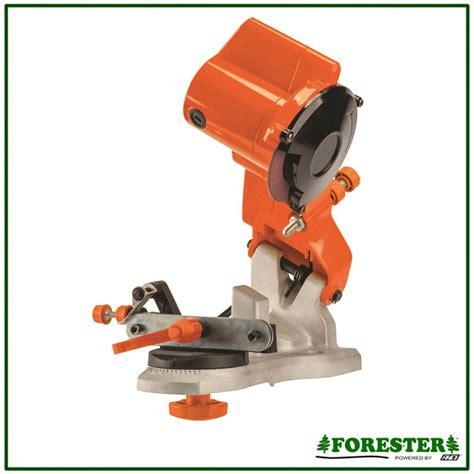 bench chain grinder forester bench mount chainsaw chain grinder 04844