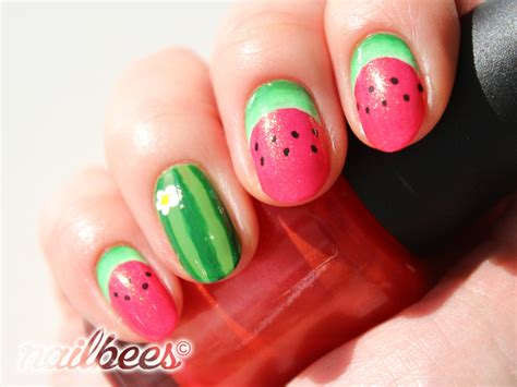 Painted Nail Designs