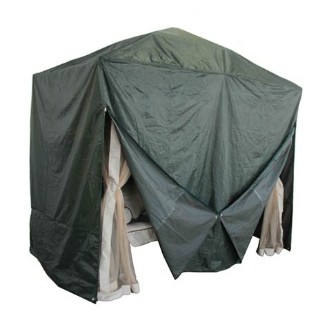 gazebo cover greenfingers regency swing gazebo cover on sale fast