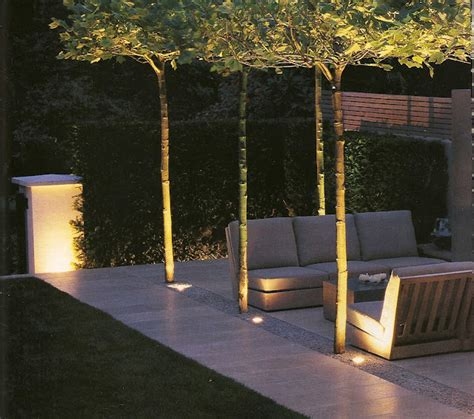 Landscape Lighting Zones Outdoor Lighting Garden And Lounge Come Alive Through The