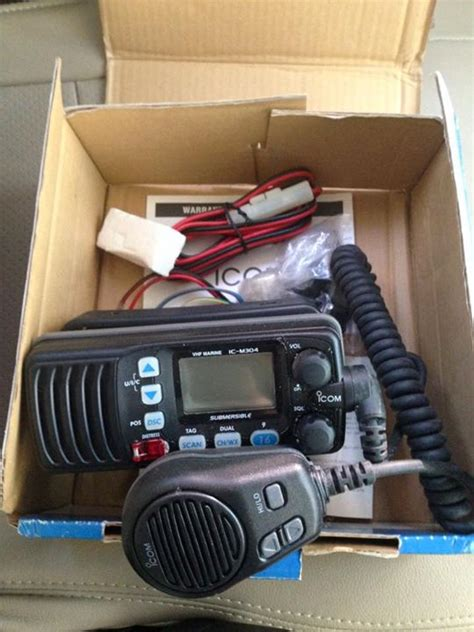 Baterai Yaesu Vx6 dijual icom marine ic m304 swaradio