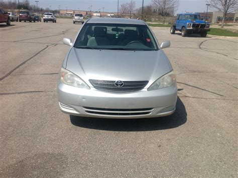 2002 Toyota Camry Le V6 2002 Toyota Camry Pictures Cargurus