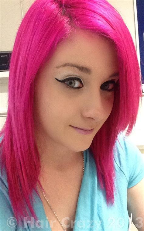 pink hair color pink hair photos haircrazy