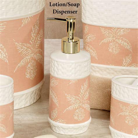 peach bathroom accessories nickbarron co 100 peach bathroom accessories images