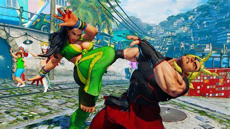 laura matsuda street fighter  artwork  hd screenshots