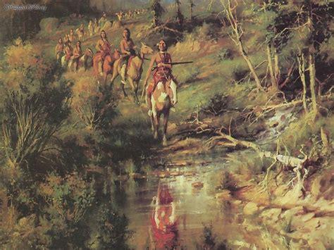 american indian painting free american wallpapers wallpapersafari