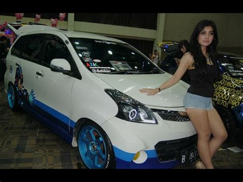 Accu Mobil All New Avanza kumpulan modifikasi avanza mobil avanza veloz all new