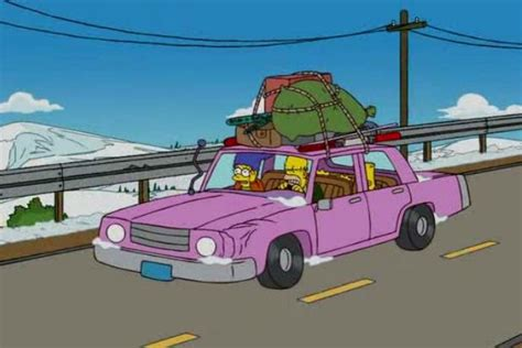 Wheels The Simpsons Homer Family Car Pink Sedan 2017 Hw Miniature now we what of car homer drives on the simpsons