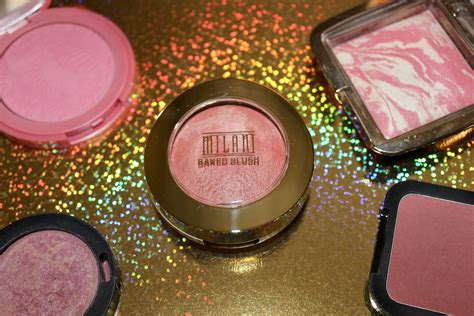 Baked Blush Luminoso milani baked blush luminoso beautynook