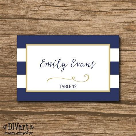17 Best ideas about Printable Place Cards on Pinterest
