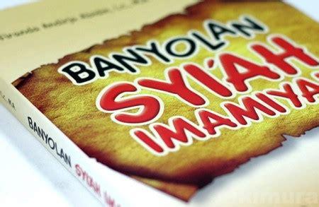 Paket Buku Lu buku islam banyolan syi ah imamiyah