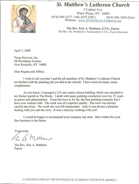 Letter Of Recommendation Youth Pastor sle cover letter for youth care worker 1 sle cover