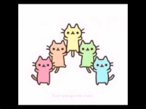 imagenes kawaiis en movimiento im 225 genes de gatos kawaii youtube