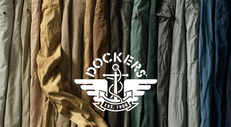 dockers anchors logo   roots levi strauss