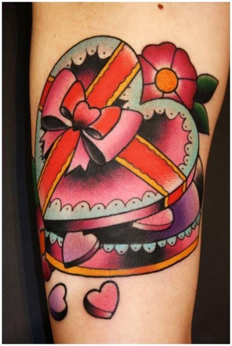 unique heart tattoo designs